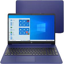 "HP Notebook 15s-eq0032na 15.6"" Laptop ryzen 5 3450U 8GB 256GB Azul 2Q1J0EA # P"