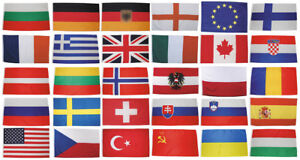 MFH Nationalflagge 150x90cm Landesflagge Flaggen Länderflagge