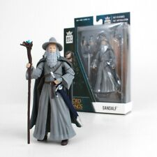 """LORD OF THE RINGS Gandalf BST AXN 5"""" Action Figure"""