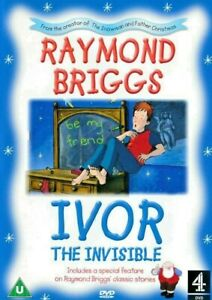 Ivor the Invisible by Raymond briggs - DVD Film - Brand New