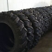 (2-TIRES) 13.6x38,13.6-38 10 PLY Tractor Tires 13638 FREE SHIPPING