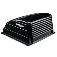 Maxx Air Black Roof Vent Cover
