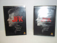 JFK Collection DVD 8 Films History Channel Lionsgate