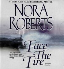 Nora ROBERTS / (3 Sisters Book 3)  FACE the FIRE    [ Audiobook ]