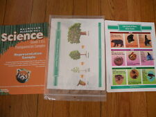 Macmillan McGraw-Hill Science Grade 2,3,5 ELL Transparencies Sampler Visual Aid