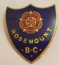 Bowling Badges A to B Free postage in the UK only part