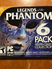 On Hand Software Legends Of The Phantom PC Game 2010 Windows