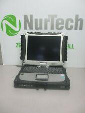 "Panasonic Toughbook CF-19 10.1"" Dual Core-U2400 1.06GHz 2.5GB/80GB Laptop +AC"