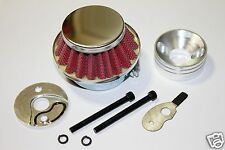 Air Filter With Adapter And Choke Kit For 2-stroke 47cc & 49cc Pocket Bike. USA