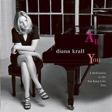 CD*DIANA KRALL**ALL FOR YOU***NAGELNEU+OVP!!!
