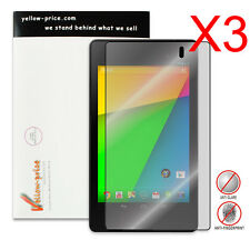 Anti-Glare Matte Screen Protector for New Google Nexus 7 II 2Gen. 2013 - 3 Pack