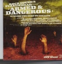 (CV328) Rock Sound - Armed & Dangerous - CD