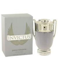 FragranceX Invictus Cologne by Paco Rabanne, 3.4 oz Eau De Toilette Spray