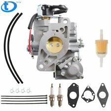 Carburetor w/ Gaskets For Kohler 24 853 93-S CH730 CH740 0001 0022 0022 0090 US