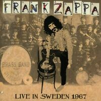 Frank Zappa - Live In Sweden 1967 (2018)  CD  NEW/SEALED  SPEEDYPOST