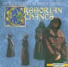 Benedictine Monks of St. Michael's Gregorian chants-The best of [CD]
