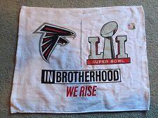 Atlanta Falcons Super Bowl LI Rally Towel SB 51 2017