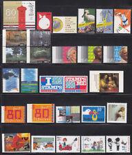 jaargang 1999: losse zegels postfris (MNH) zonder blokjes