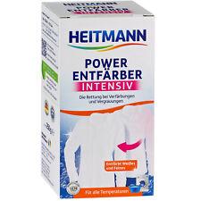 Heitmann POWER Entfärber INTENSIV Die Rettung bei Verfärbungen und Vergrauungen
