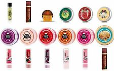 Body Shop Lip Care Range ~ Protectors Balms & Sticks ~ Hydrate & Soothe Dry Lips