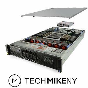 Dell PowerEdge R820 Server 4x E5-4620 2.20Ghz 32-Core 96GB H310