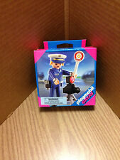 Playmbil Police Officer with Radar Control 4902