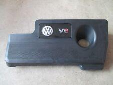 Motorabdeckung Abdeckung VW Sharan 2.8 V6 Motor Verkleidung 022103925AL