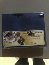 2001 Fleer Greats of the Game Basketball Retail Factory Sealed Box