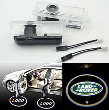2x Laser LED Door courtesy Welcome Shadow Light for Land Range Rover Sport 2008