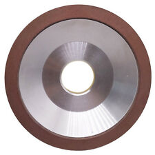 US Stock 125mm Diamond Grinding Wheel Cup 400 Grit Cutter For Carbide Metal