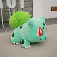 "22"" JUMBO BULBASAUR Pokemon Plush Doll Stuffed Pillow Soft Cushion Toy Xmas Gift"