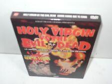 holy virgin vs the evil dead - corre corre que te como - dvd