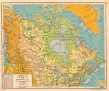 Antique World Atlas 1930-1939 Date Range