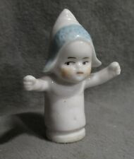 2.25� Antique Miniature German Half-Doll - Little Dutch Baby