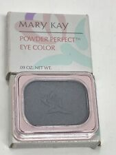 2 Mary Kay Eye Shadow ~Polished Pewter~Powder Perfect Eye Color NEW IN BOX