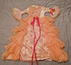 Déguisement enfant fille robe / Clown républic / 5 à 7 ans
