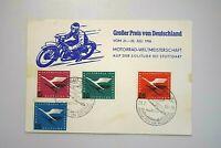 AK Großer Preis v. Deutschland-Motorrad-WM Solitude Stuttgart 1956   216.5.6
