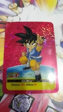 DRAGON BALL gt LAMINCARDS EDIBAS italy  n r3