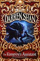 THE VAMPIRE'S ASSISTANT (SAGA OF DARREN SHAN S.) By DARREN SHAN