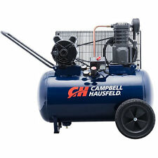 Campbell Hausfeld 2-HP 20-Gallon Dual-Voltage Cast-Iron Air Compressor
