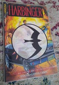 Valiant Comics Harbinger Children Of The Eighth Day 1992