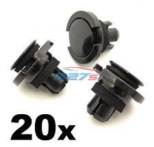 Gonna Laterale 20x/stampaggio Davanzale Copertura/Rocker stampaggio tagliare clip per Subaru