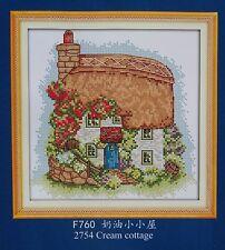 Cross Stitch Kits, Cottage, x stitch
