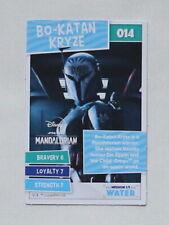 Disney Heroes On A Mission Card No 014 Bo-Katan Kryze Sainsbury's 2021 Free Post