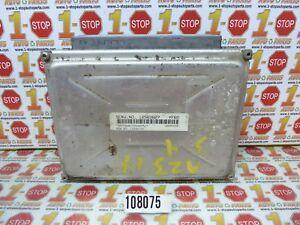 03 2003 PONTIAC GRAND PRIX ENGINE COMPUTER ECU ECM 12583827 YFBD OEM
