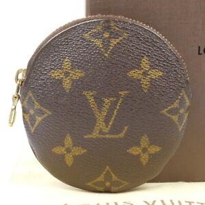 LOUIS VUITTON Portomonet Ron coin purse monogram M61926