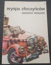 WYSPA ZLOCZYNCOW - Zbigniew Nienacki   Paperback 1983   Polish book