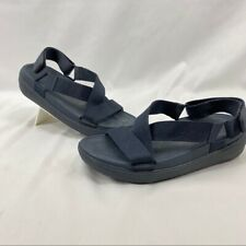 Womens 7  FitFlop Sling Sandals SuperNavy