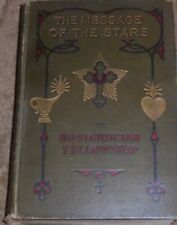 Occult Science Medicine Secret Rosicrucian History Magic Hermetic Astrology Star