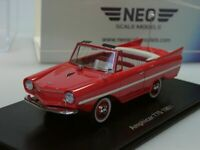 Amphibious Car, Amphicar, 1986, 1/43, Model Car, Neo.